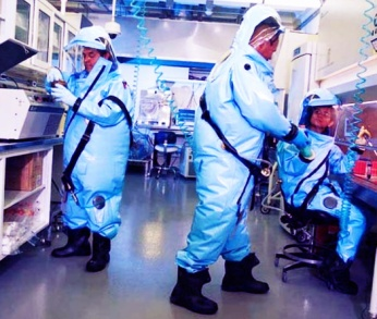 biochem level 4 facility